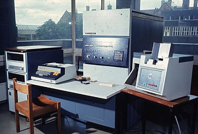 U SDK uvedeni računarski sistemi B1000
