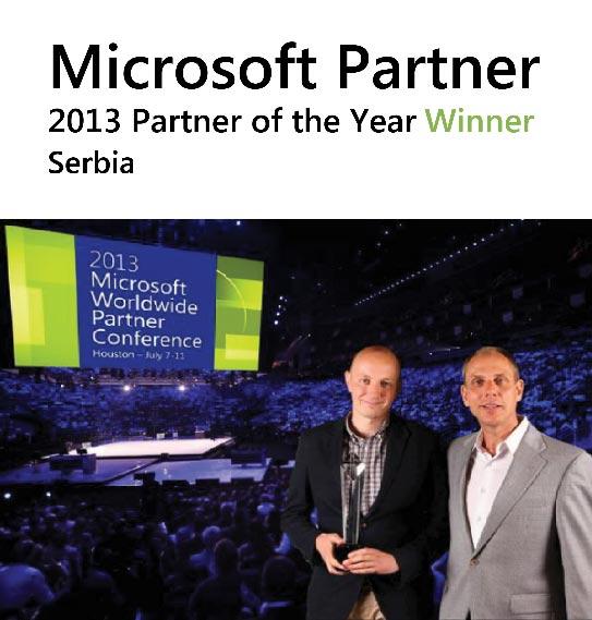 Microsoft partner godine