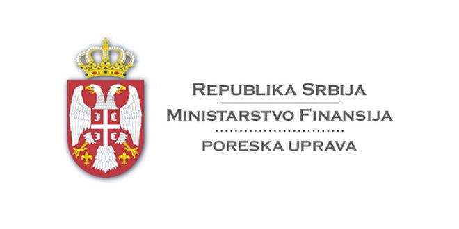 ministarstvo finansija poreska uprava