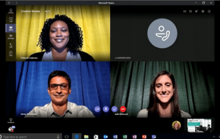 Office 365 video konferencija