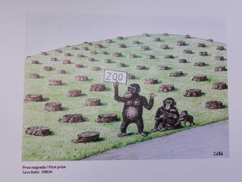 peti međunarodni konkurs karikature BEO Zoo vrt